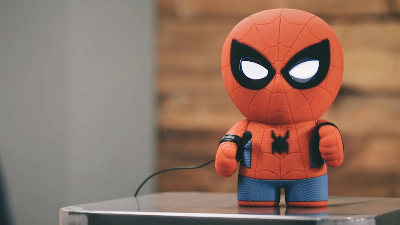 Sphero Voice Interactive Spider-Man