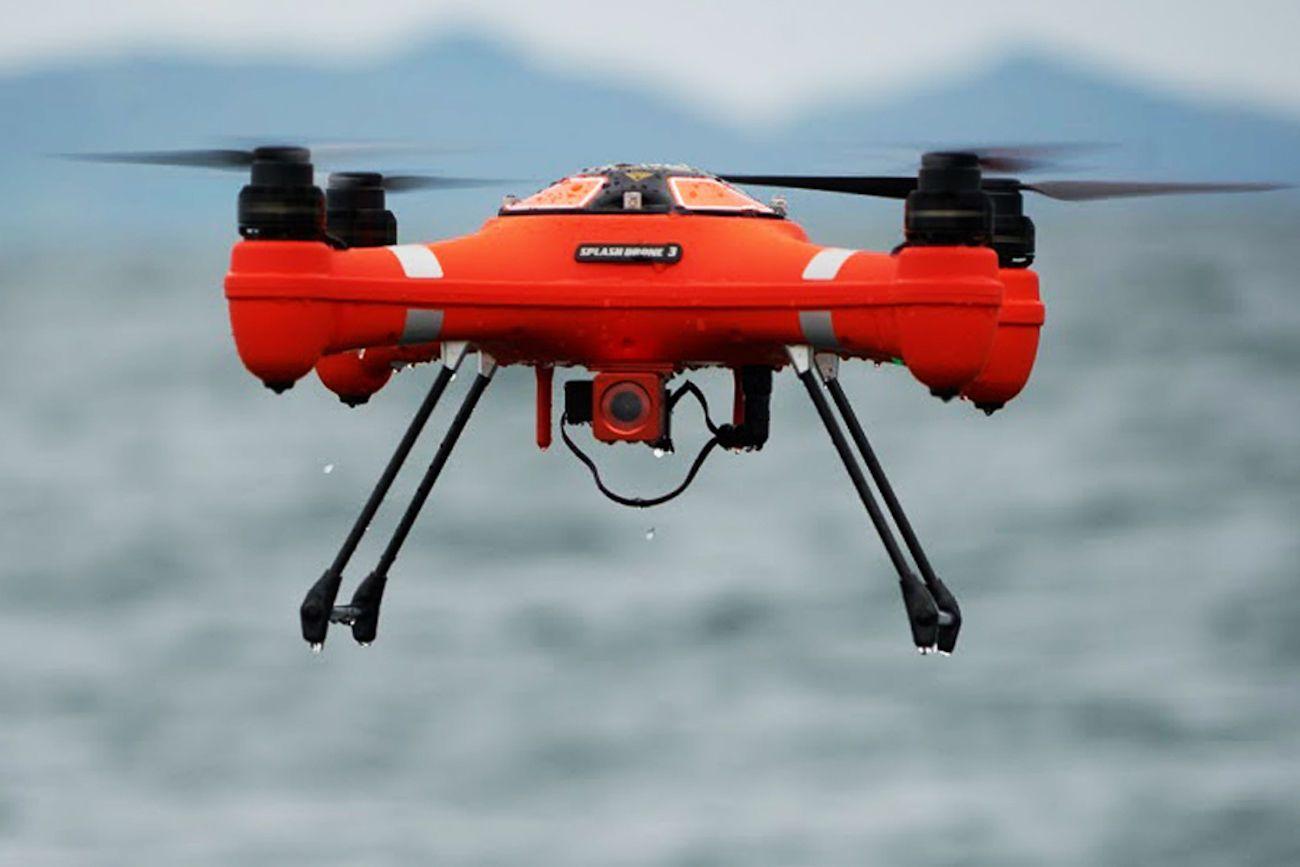 Splash Drone 3 Auto Waterproof Drone