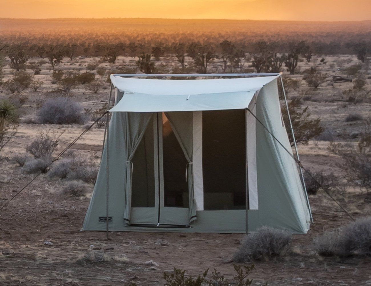 Springbar Highline 6 Canvas Tent