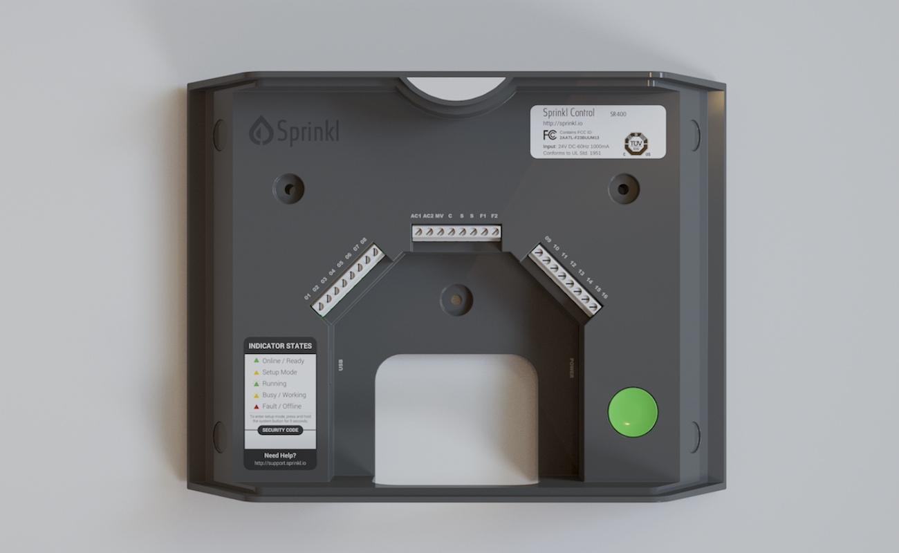 Sprinkl Control Smart Yard Hub