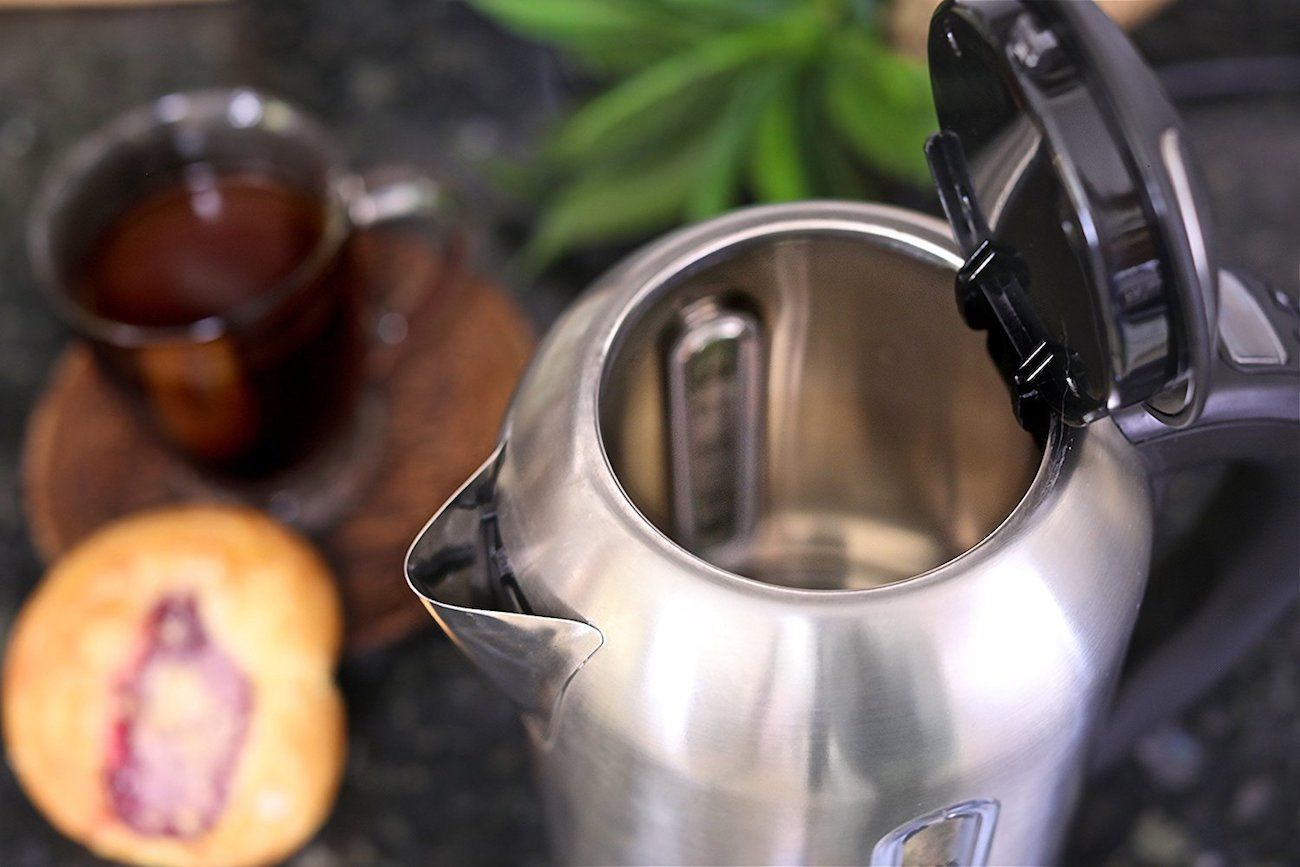 Stainless Steel Electric Variable Kettle