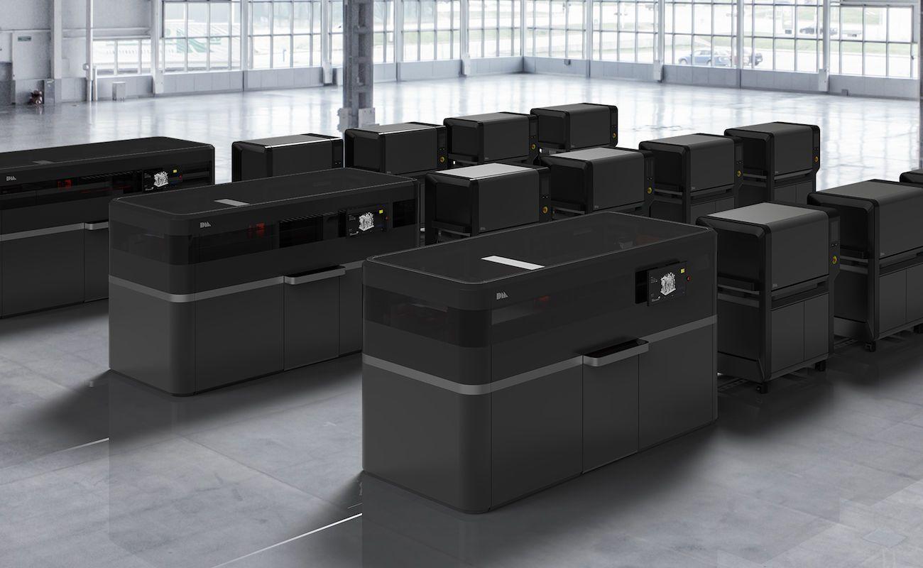 Studio System Complex Metal Printer