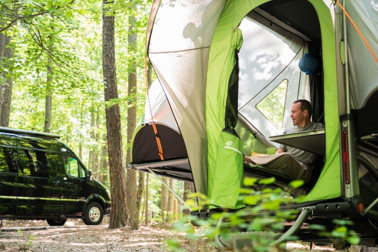 Sylvansport Go Lightweight Camping Trailer 187 Gadget Flow