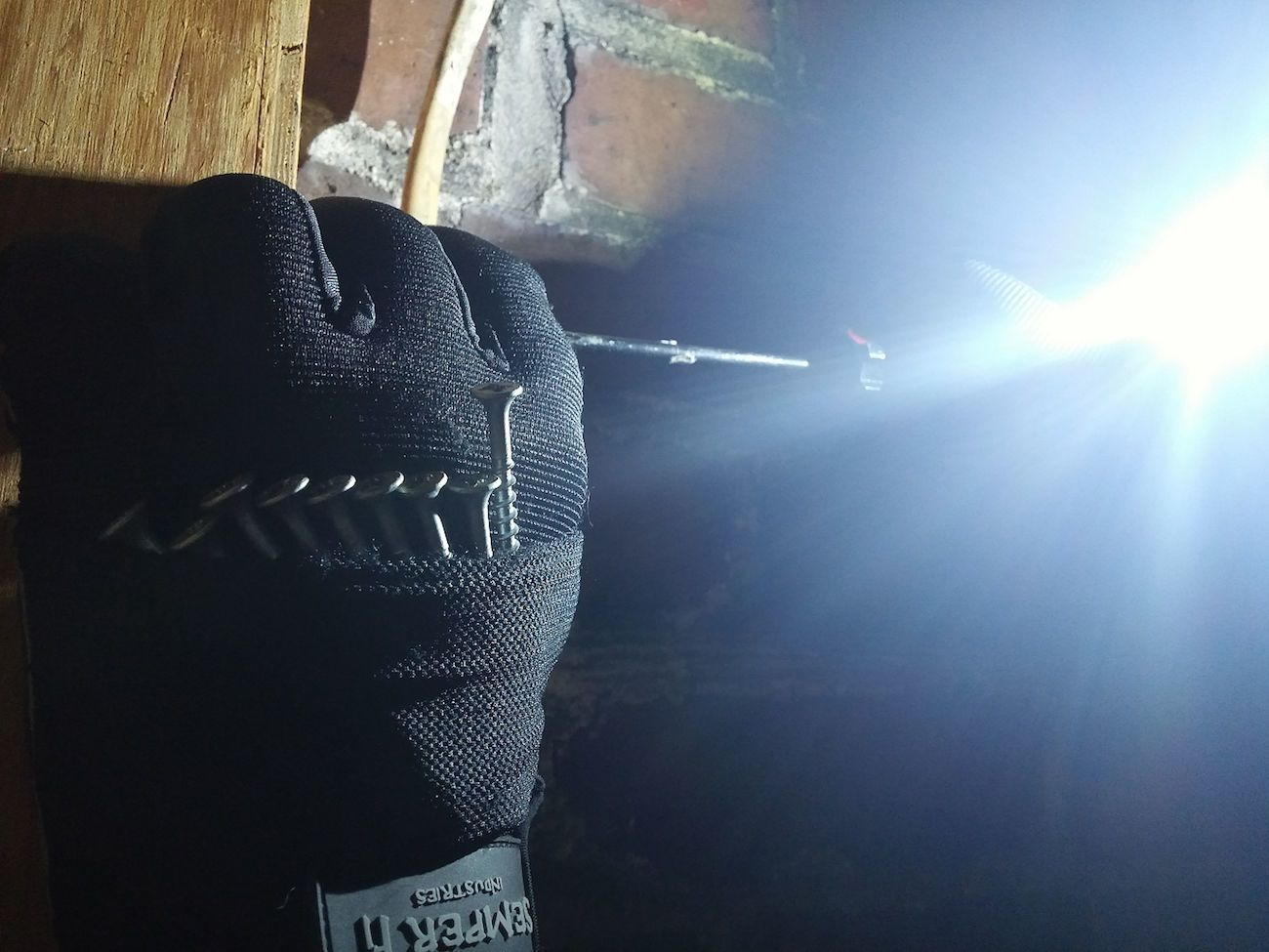 Tactical Lites LED Work Gloves