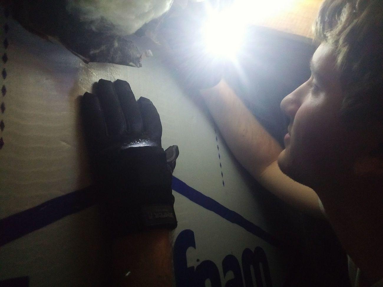 Tactical Lites LED Work Gloves