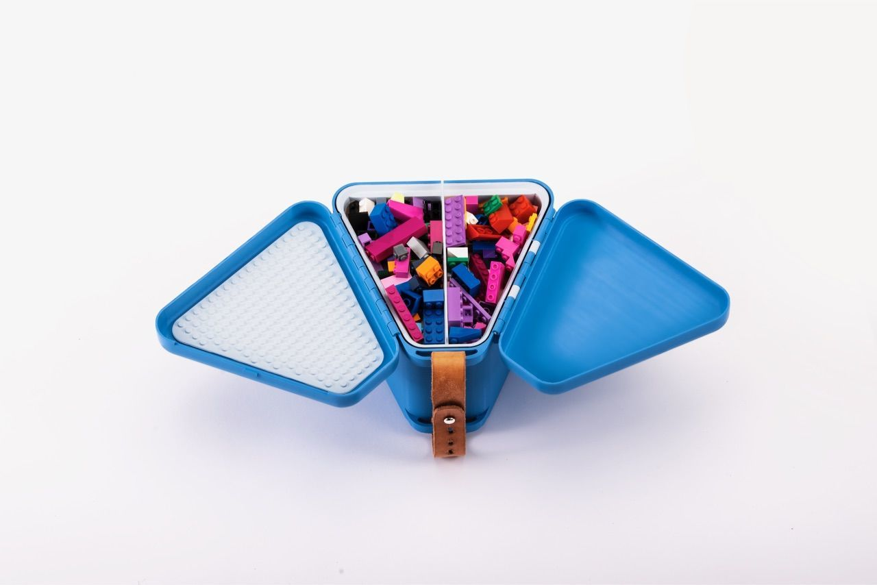 Teebee Portable Toy Box