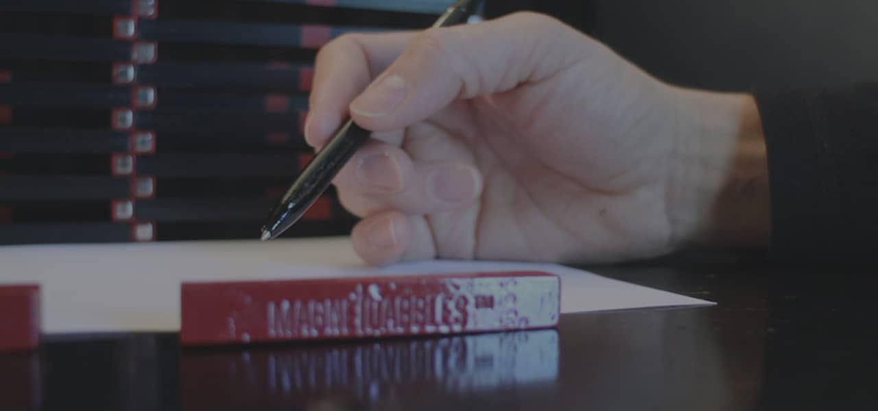 These Magnetic Pens Keep You Focused At Work