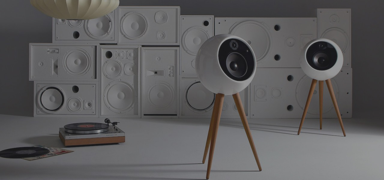 This Wireless Speaker Takes You Out of This World