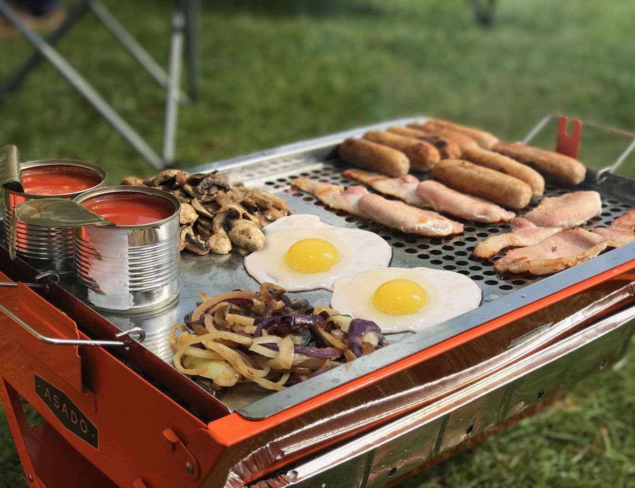 UberQ Smart Portable Multi Griller