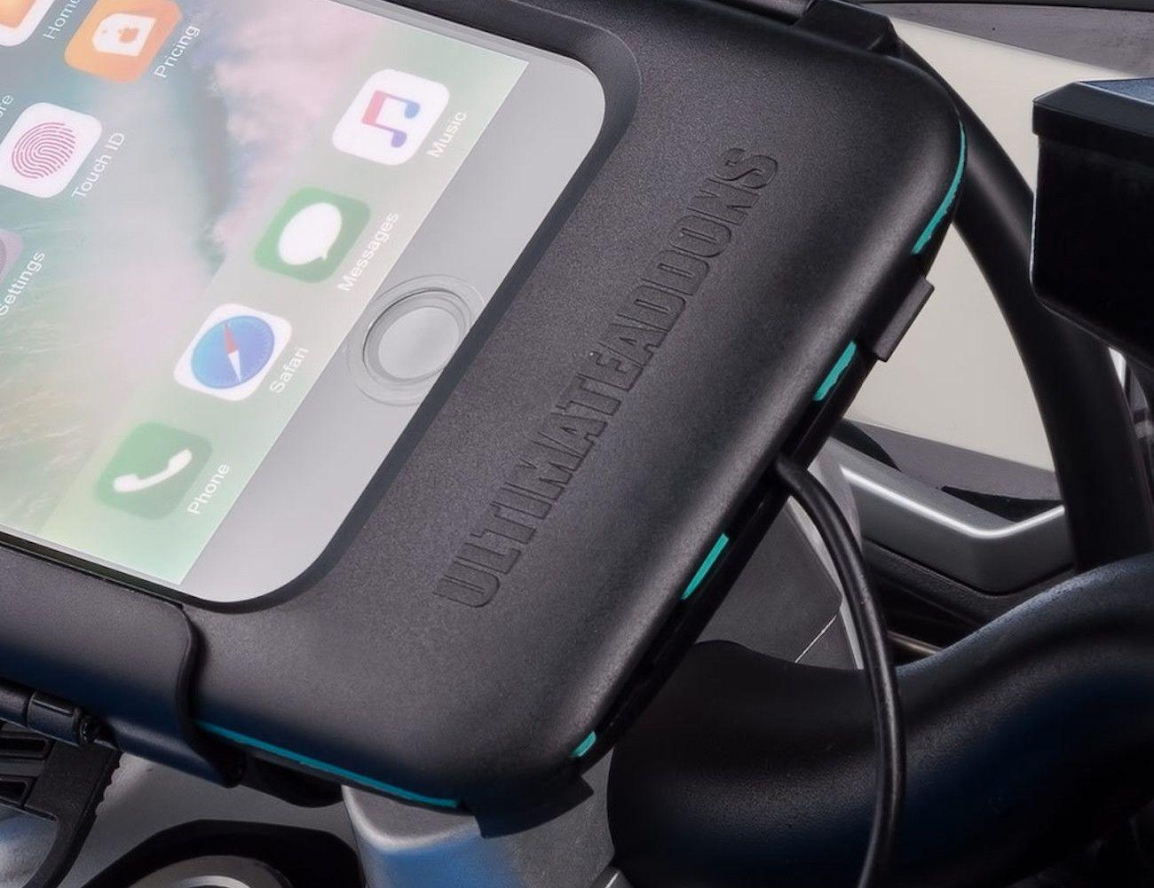 Ultimateaddons iPhone Motorcycle Mount