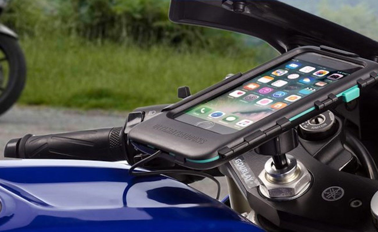 iphone motorcycle mount ultimateaddons iphone motorcycle mount 187 gadget flow 2552