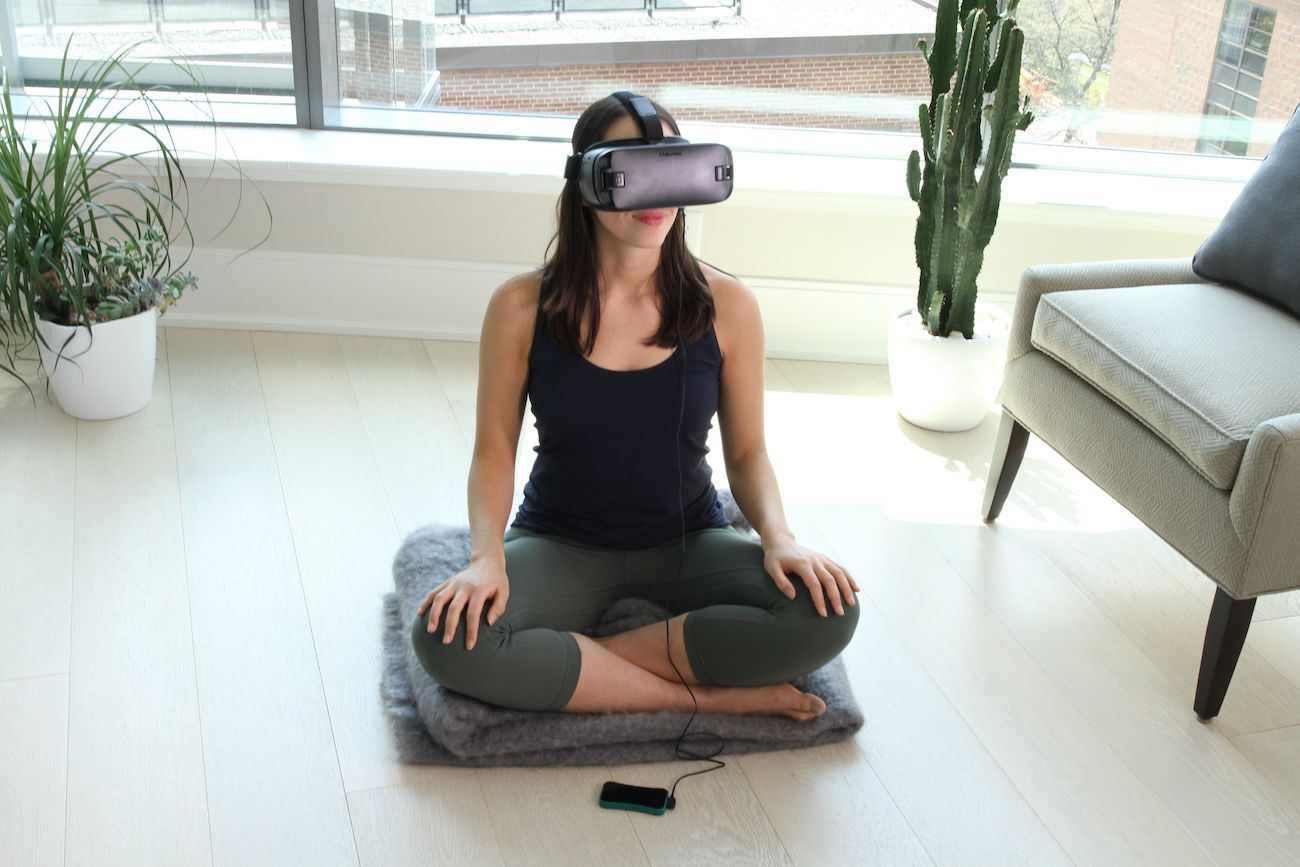 Unyte Interactive Meditation Device