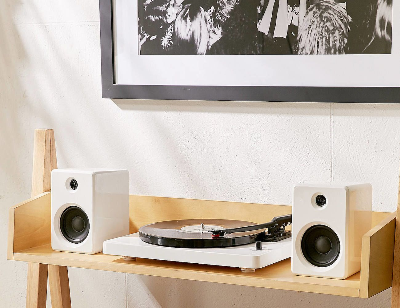 Victrola+Bluetooth+Speaker+Turntable