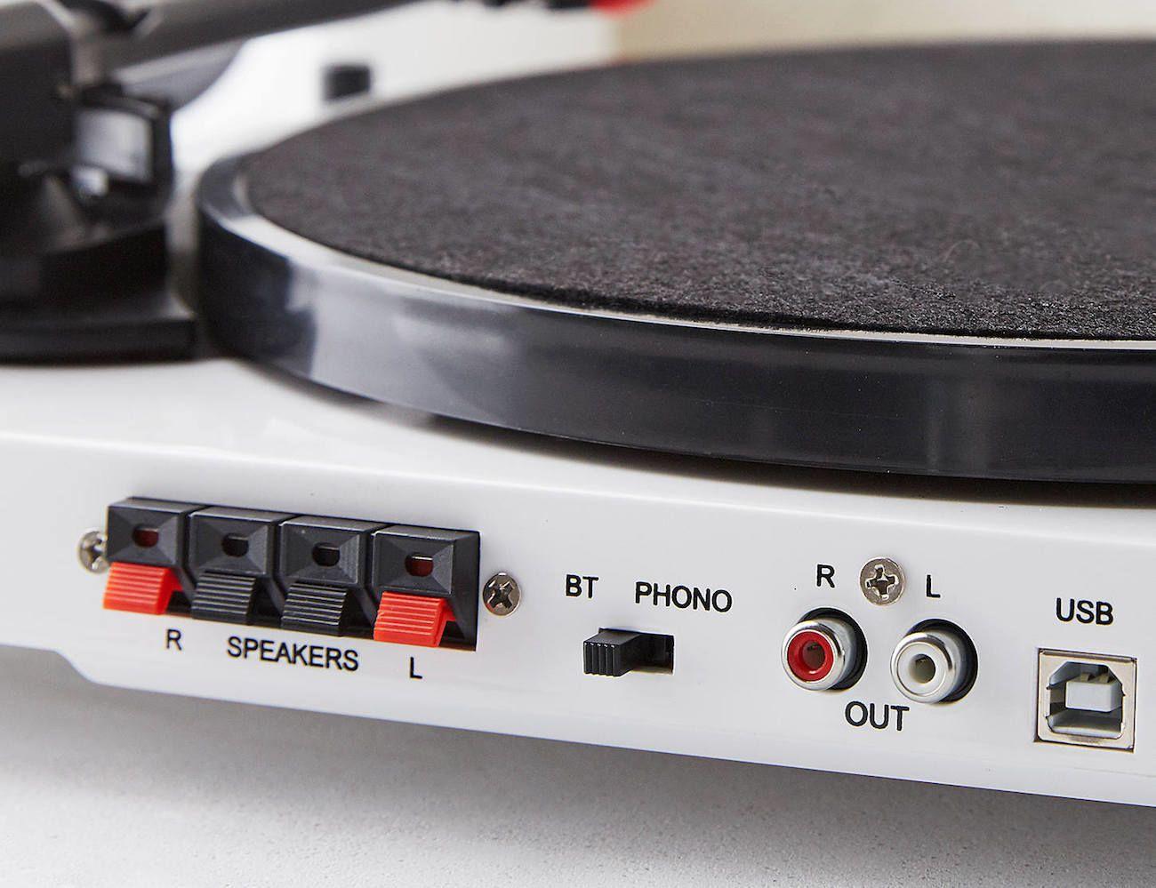 Victrola Bluetooth Speaker Turntable