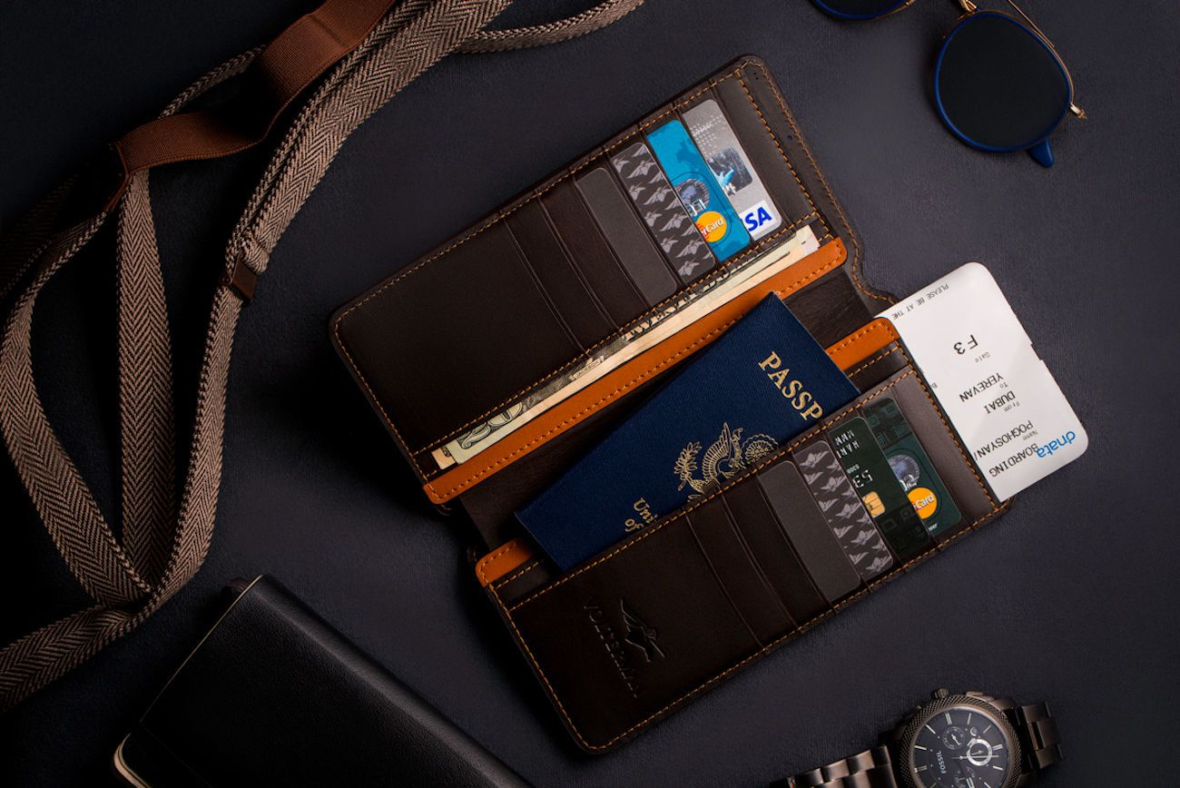 Volterman Lightweight Smart Wallet » Gadget Flow