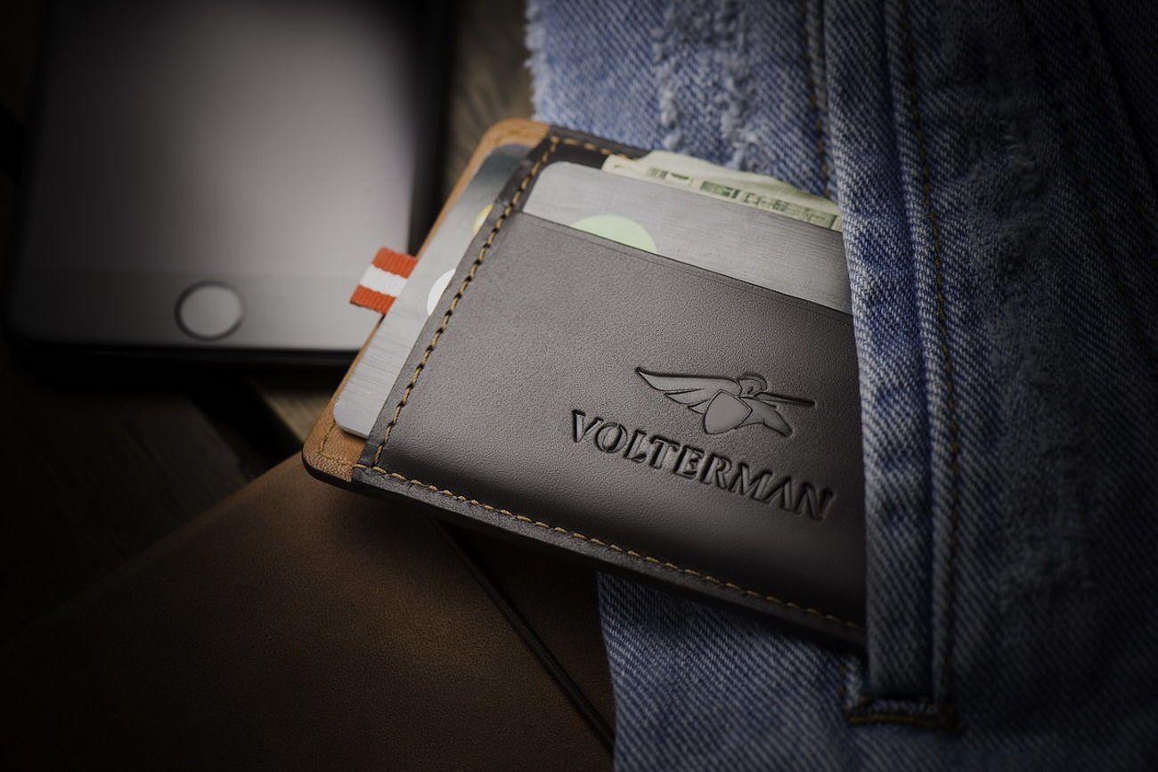Volterman Lightweight Smart Wallet