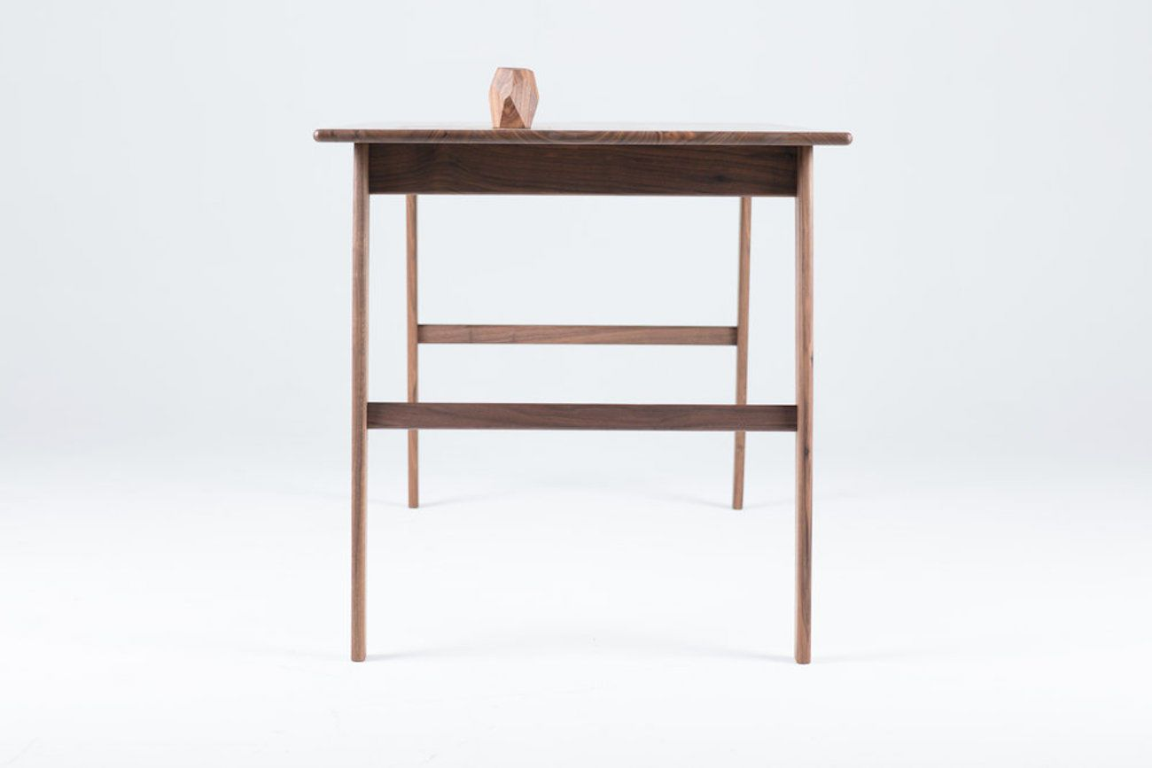 Wolf Lockable Wood Desk