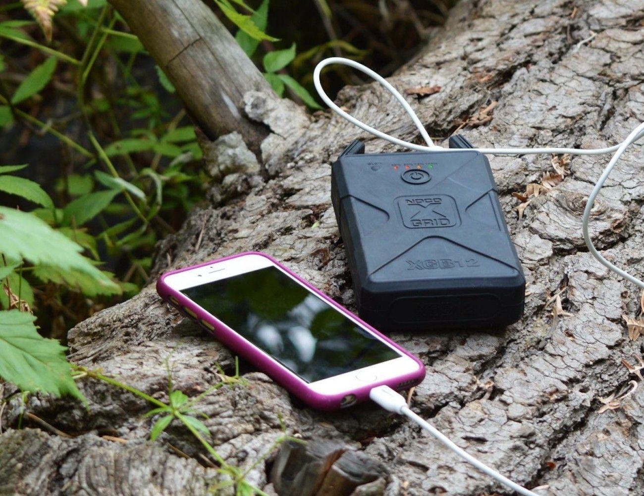 XGrid XGB12 Rugged USB Battery Pack