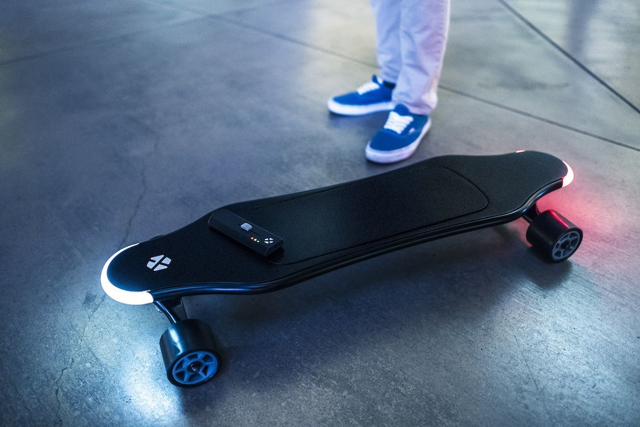 The XTND Electric Board Is the Latest Thing in Intelligent Tech