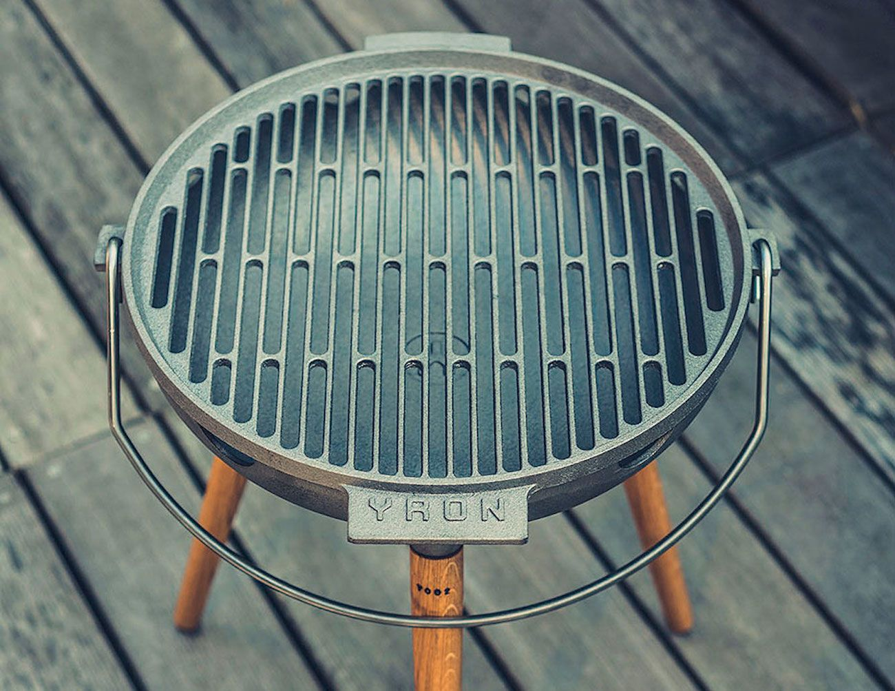 Cast Iron Grill ~ Yron cast iron grill gadget flow