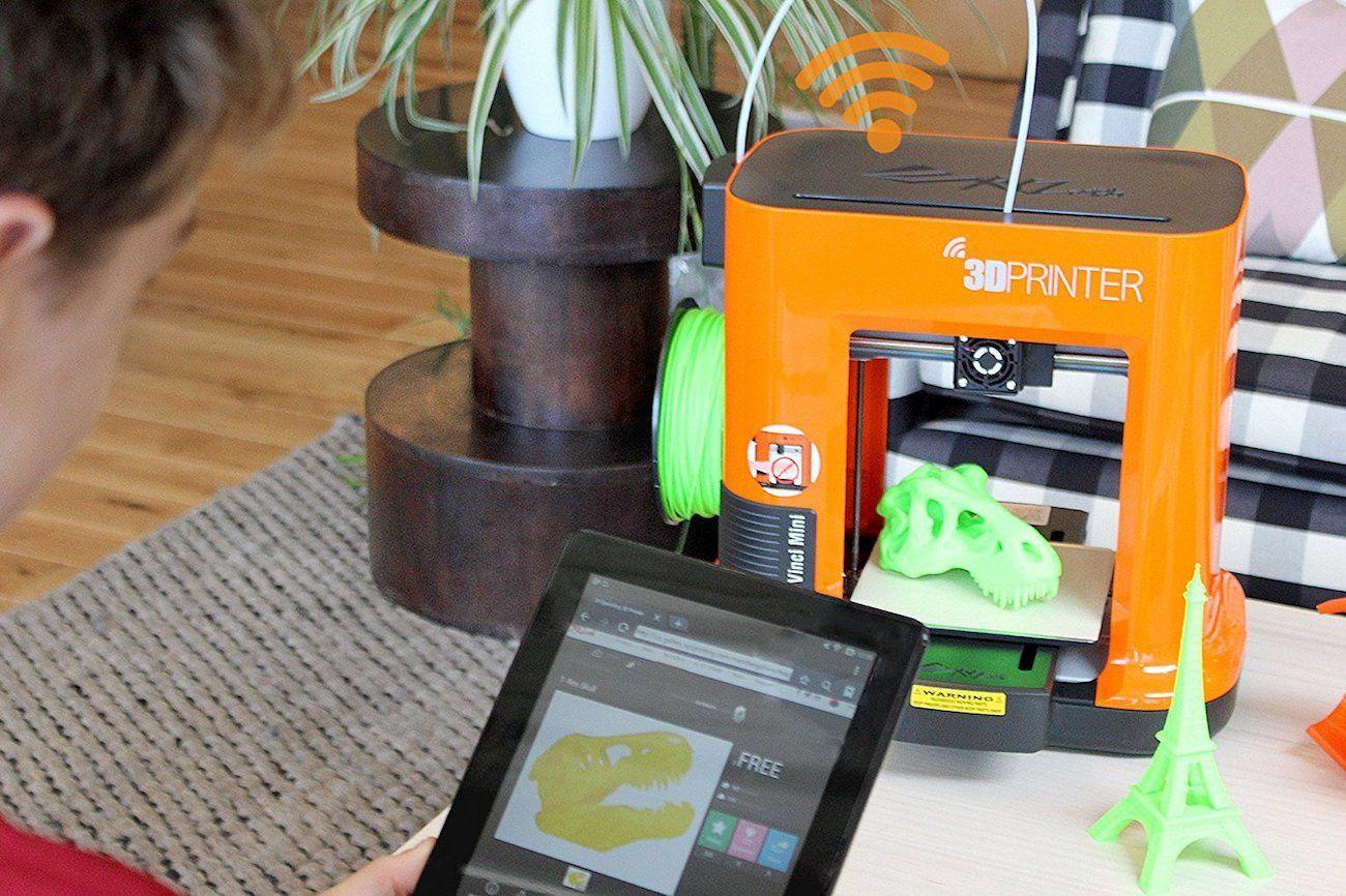 da Vinci Mini Desktop 3D Printer