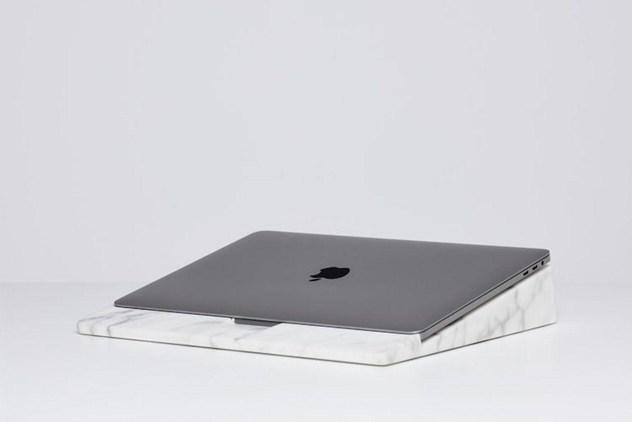 de Dolomieu Marble Laptop Block