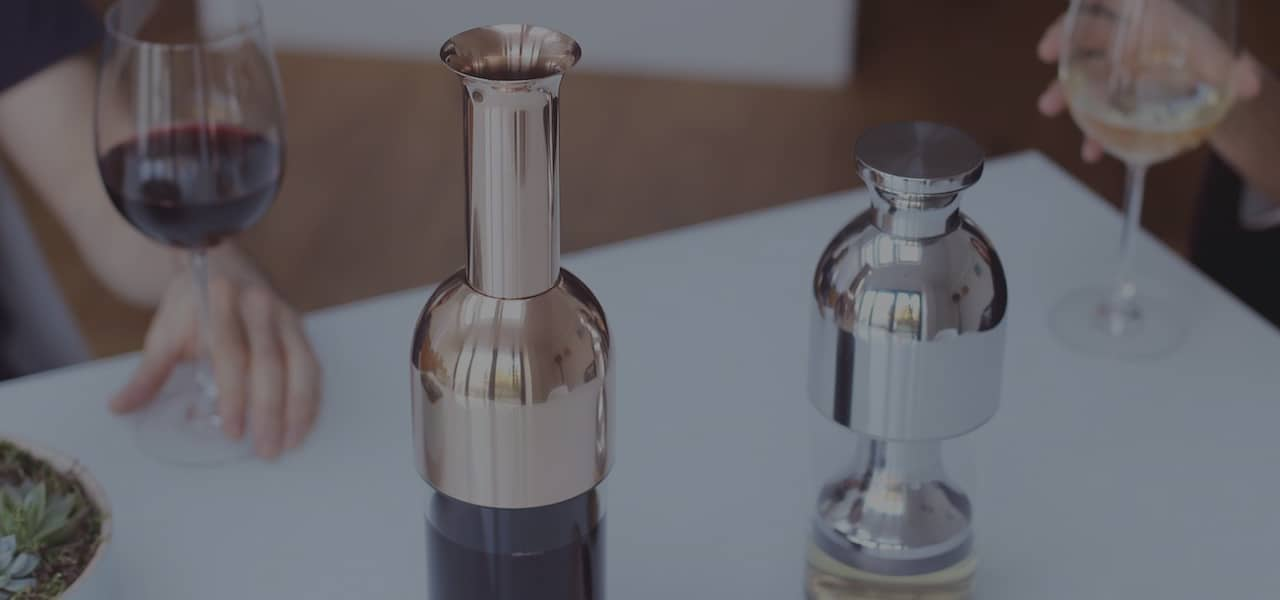 eto – Innovative Wine Preserving Decanter