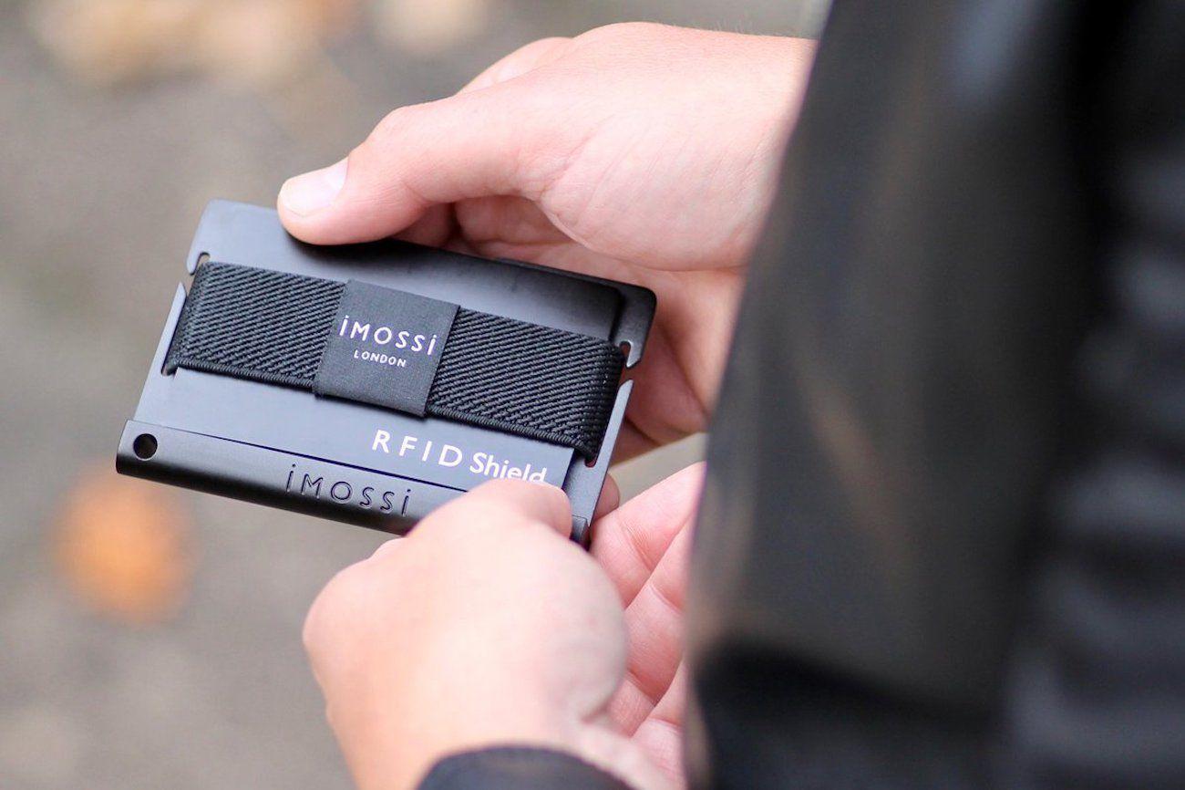 iMossi Minimalist Card Holder
