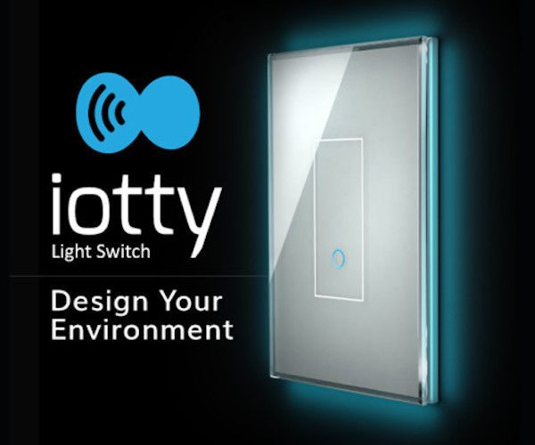 iotty Smart Light Switch