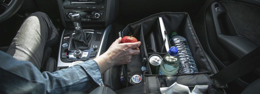 Messy Car? The New SLOTPACK Organizer Is an Easy Solution