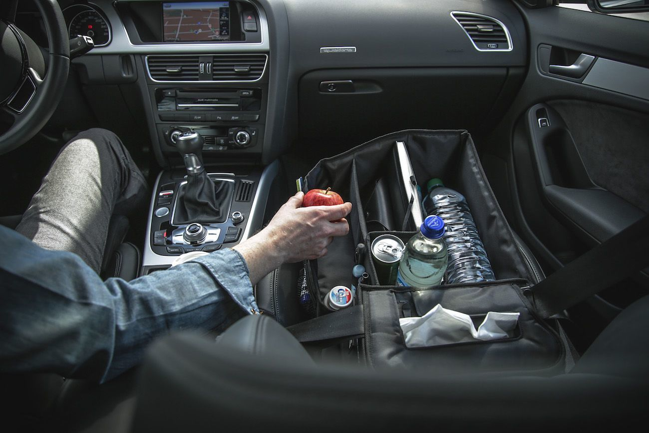 Messy Car The New Slotpack Organizer Is An Easy Solution Gadget Flow