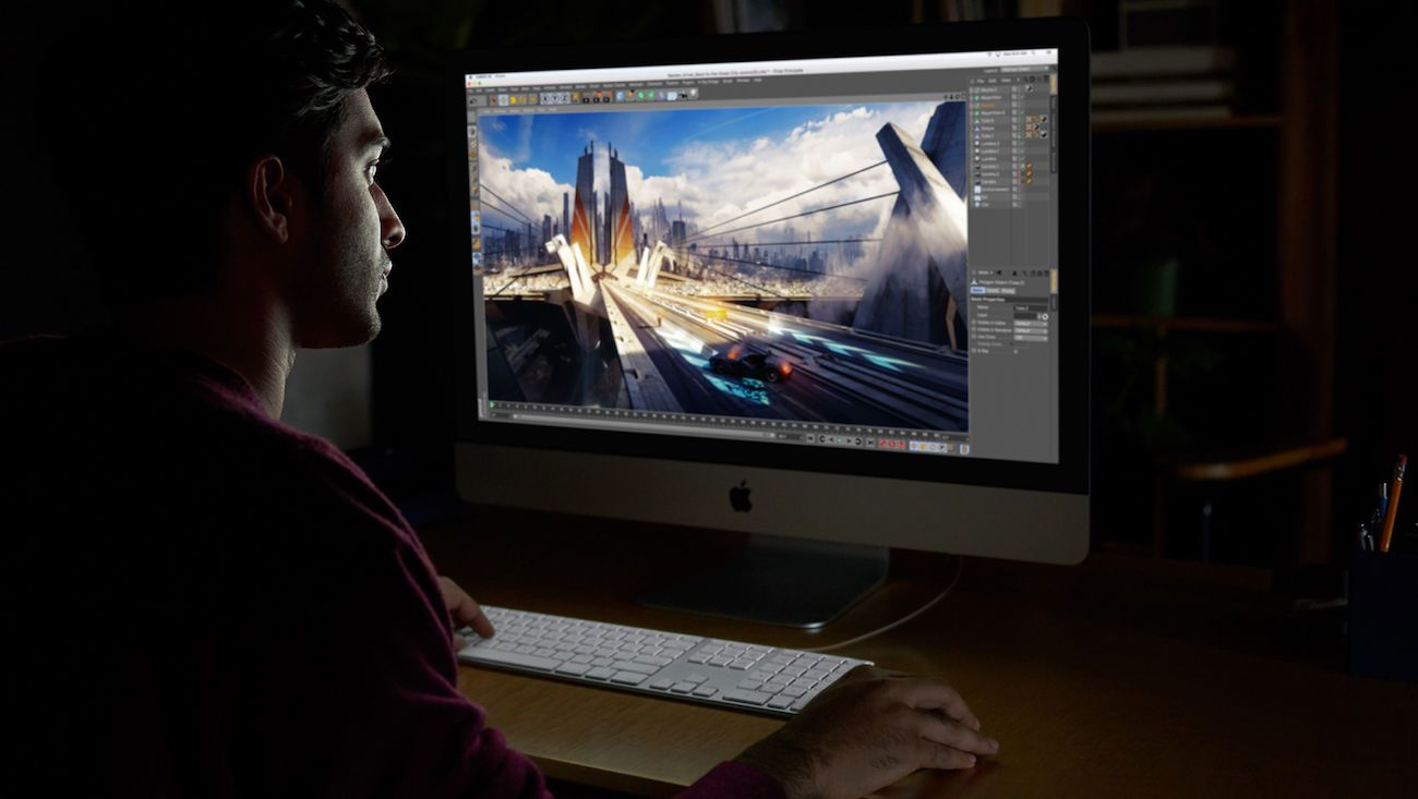 powerful new imac pro