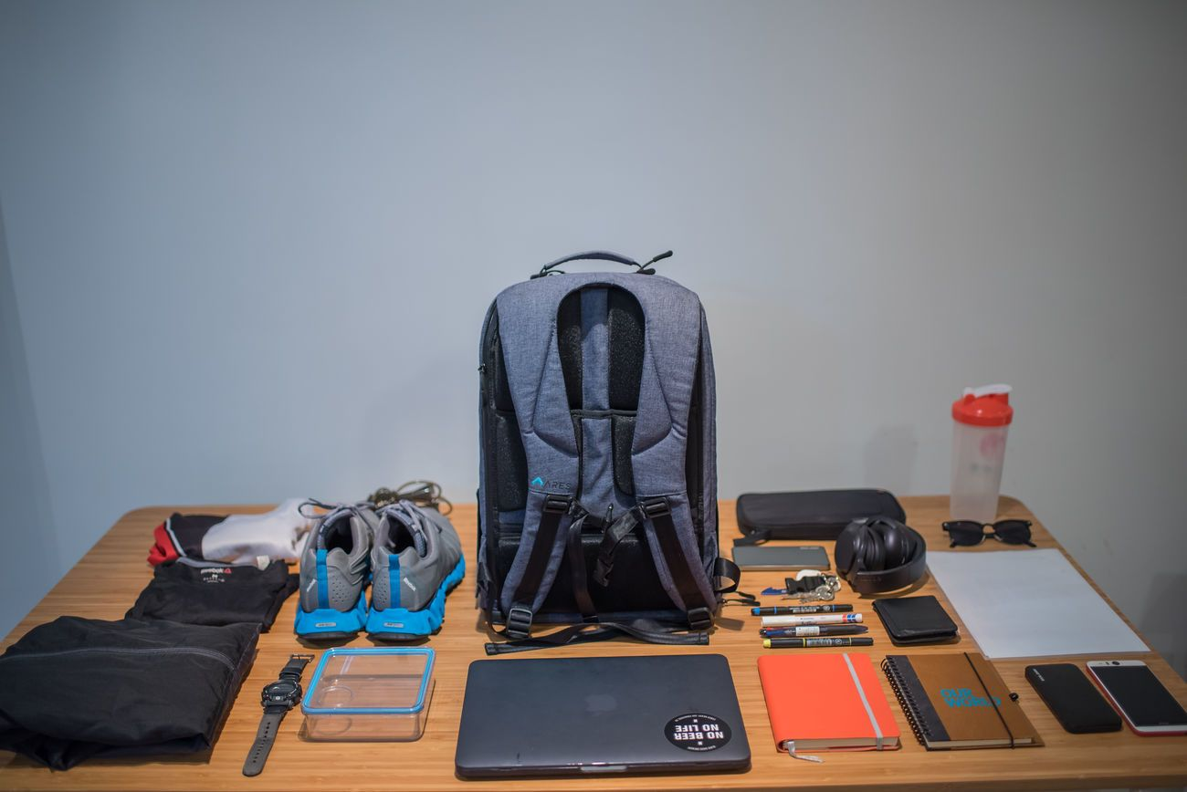 ARES Versatile Lifestyle Backpack