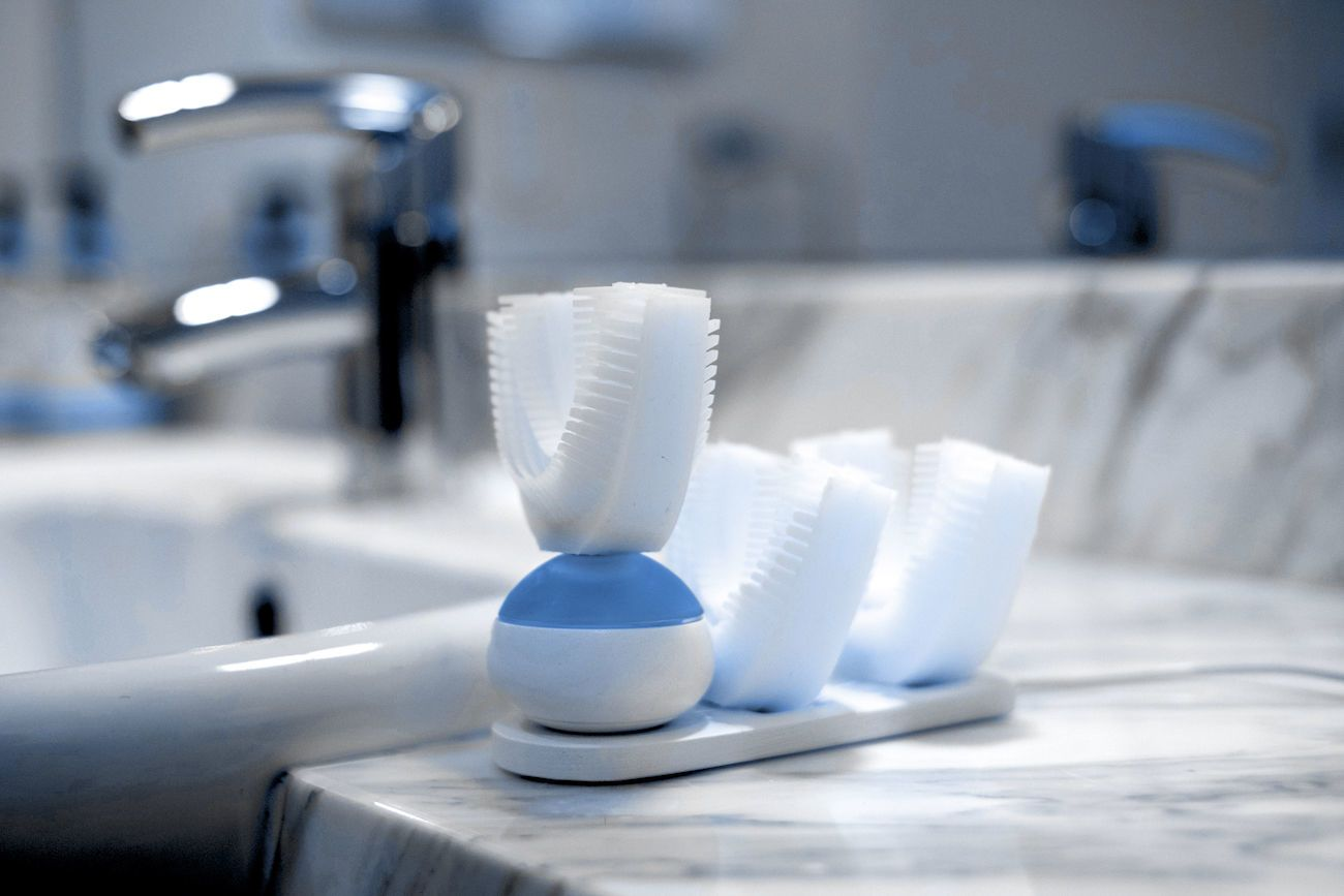 Amabrush Automatic 10-Second Toothbrush