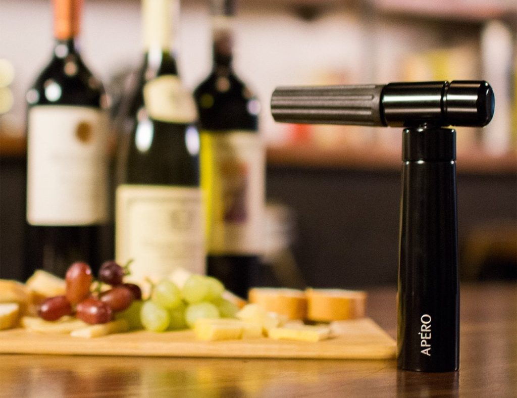 Ap%C3%A8ro+N2O+Powered+Wine+Opener