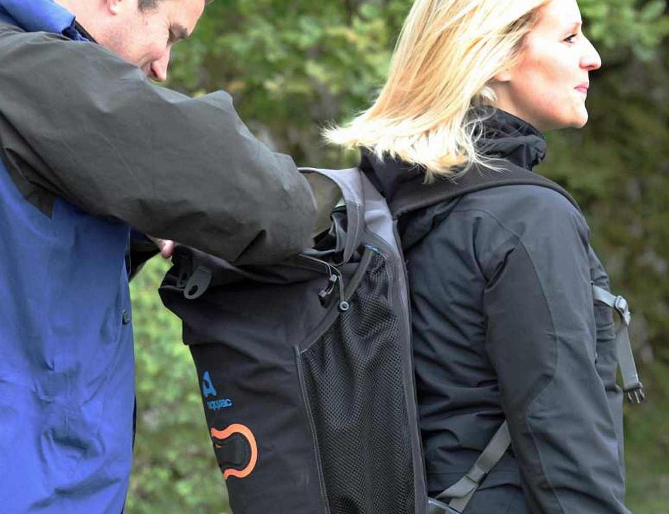 Aquapac 15L Wet & Dry Backpack