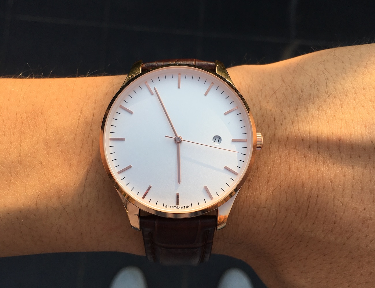Automatik Affordable Minimalist Watch Collection