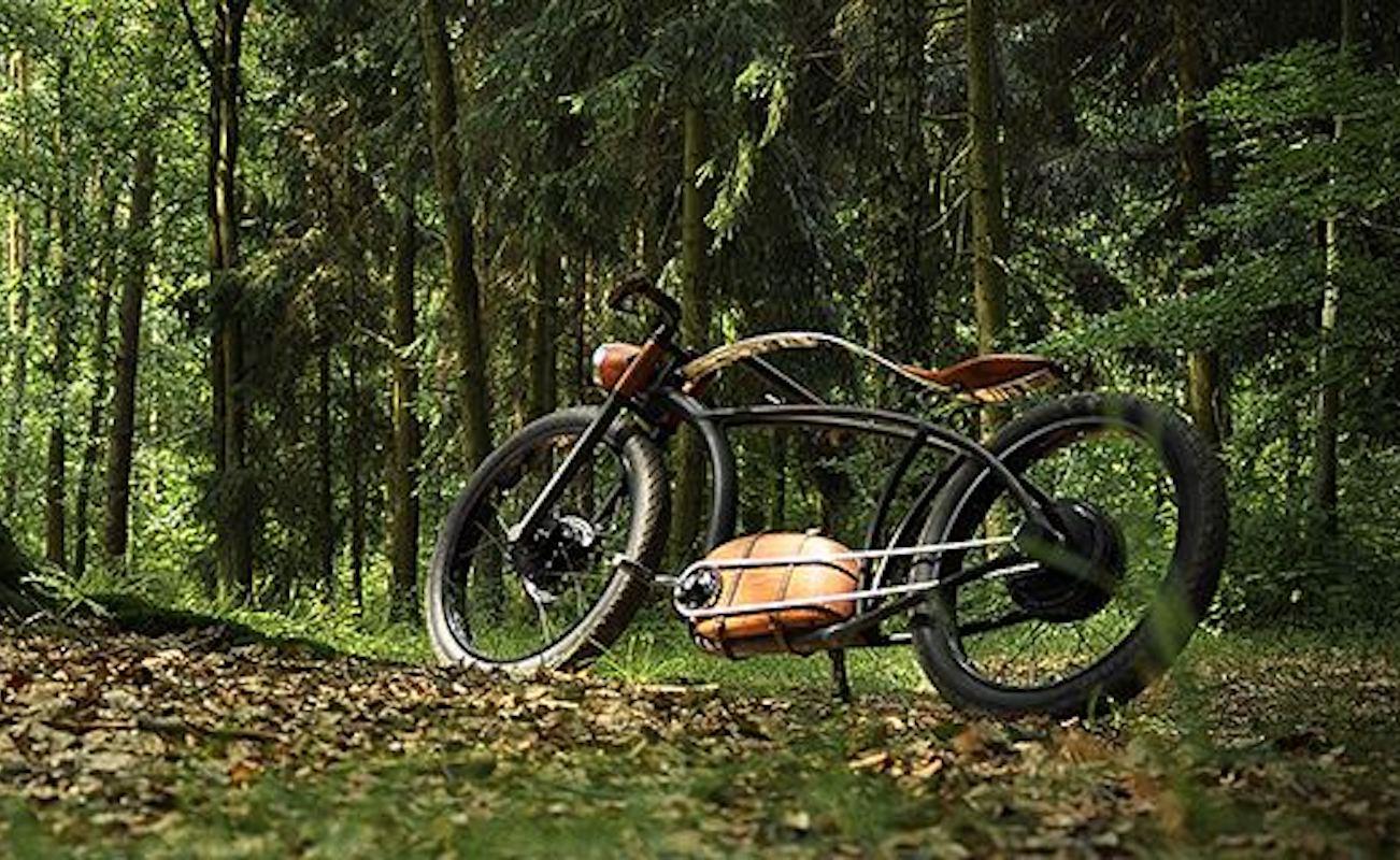 Avionics Handmade Electric Bicycle