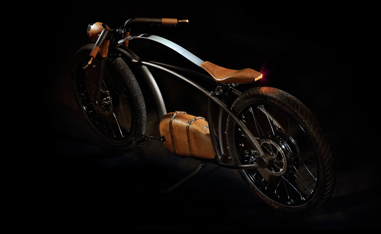 Avionics Handmade Electric Bicycle