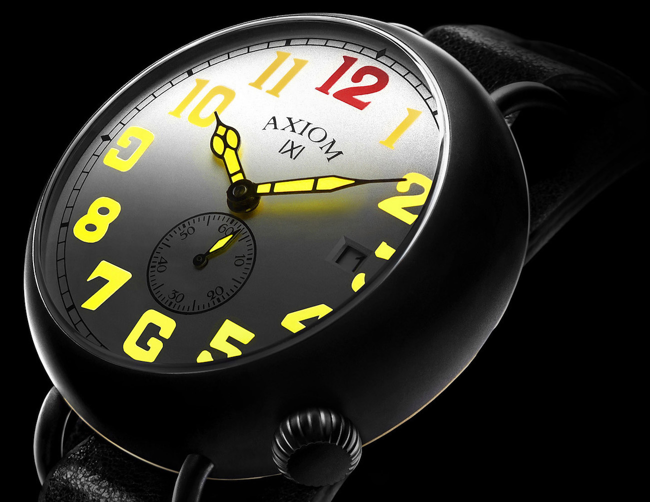 Axiom Timeless Luxury Watch Collection