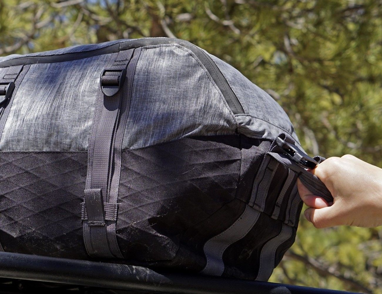 Axis Expedition Durable Duffle Bag