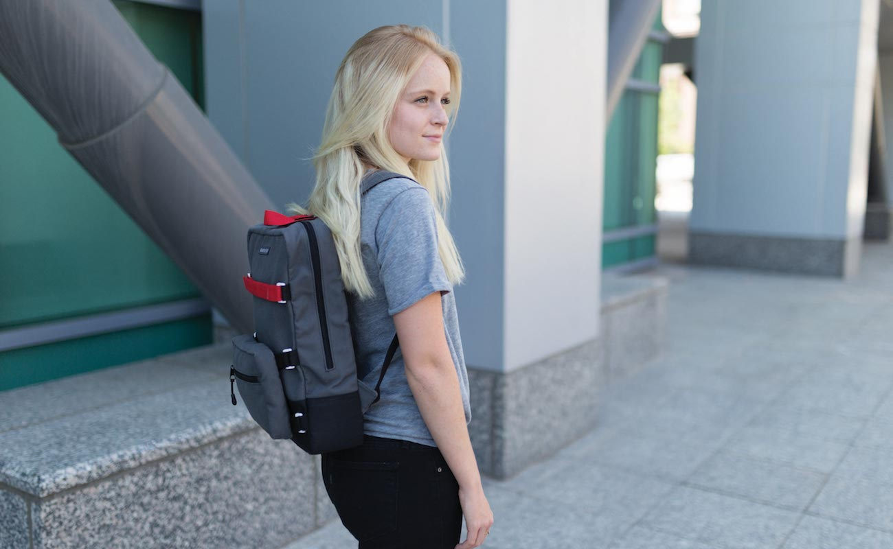 Barker Customizable Student Backpack Collection