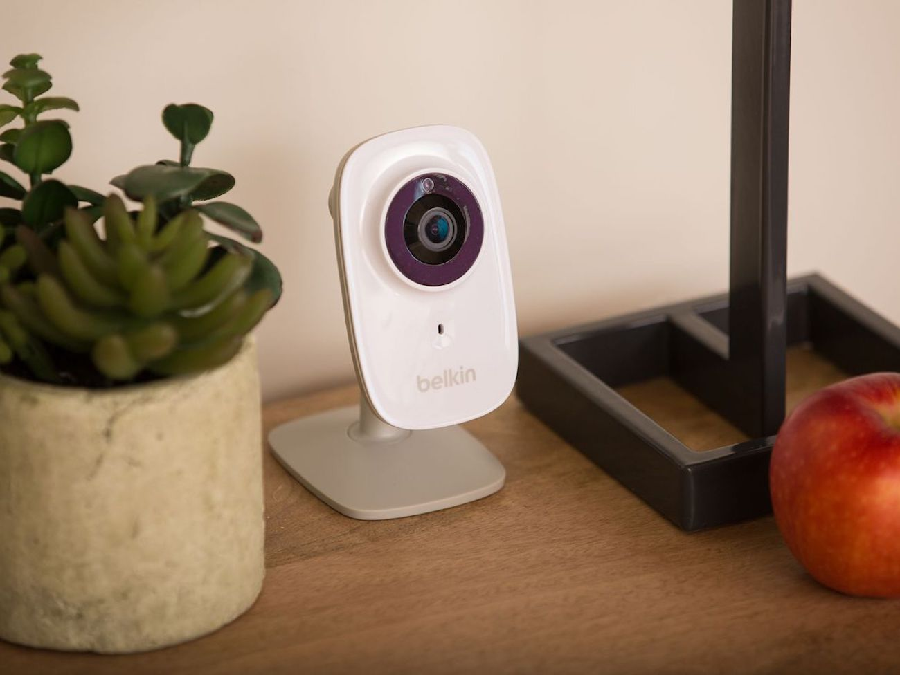 Belkin NetCam HD+ Night Vision Security Camera