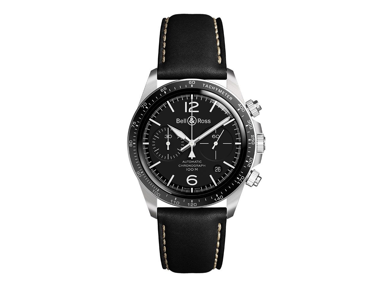 Bell & Ross BR V2-94 Automatic Chronograph Watch