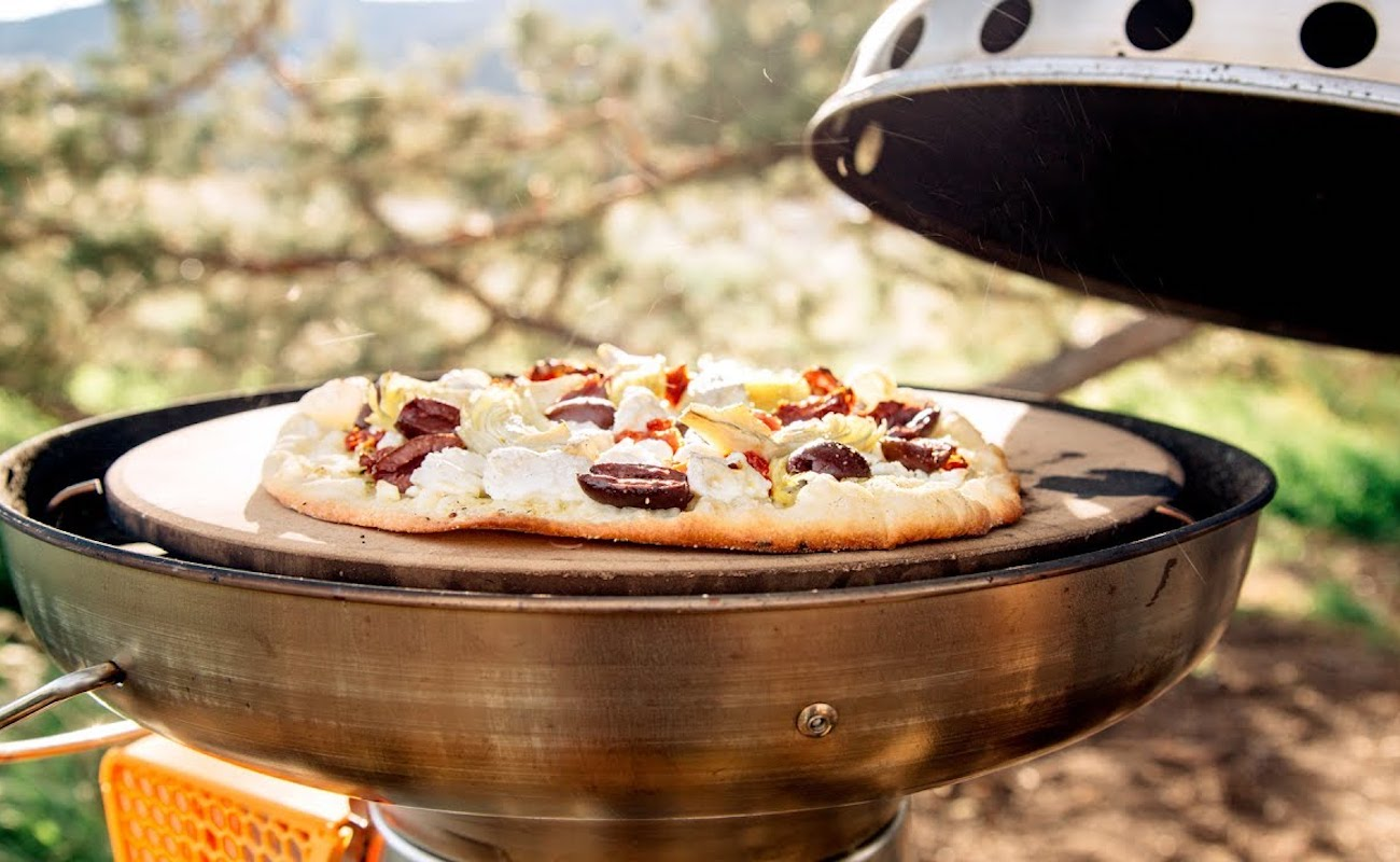 BioLite PizzaDome Wood-Fired Pizza Oven