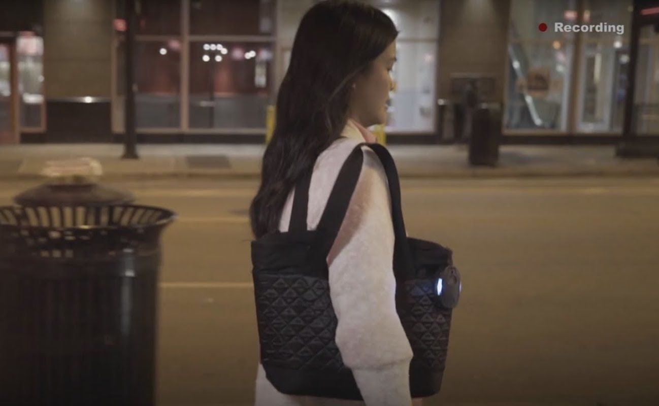 Blinc Wearable Personal Safety Device