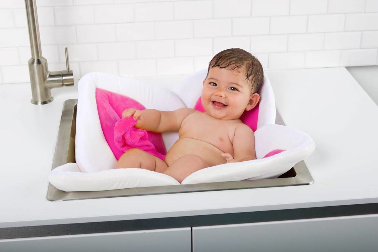 Blooming Bath Lotus Baby Bath Cushion