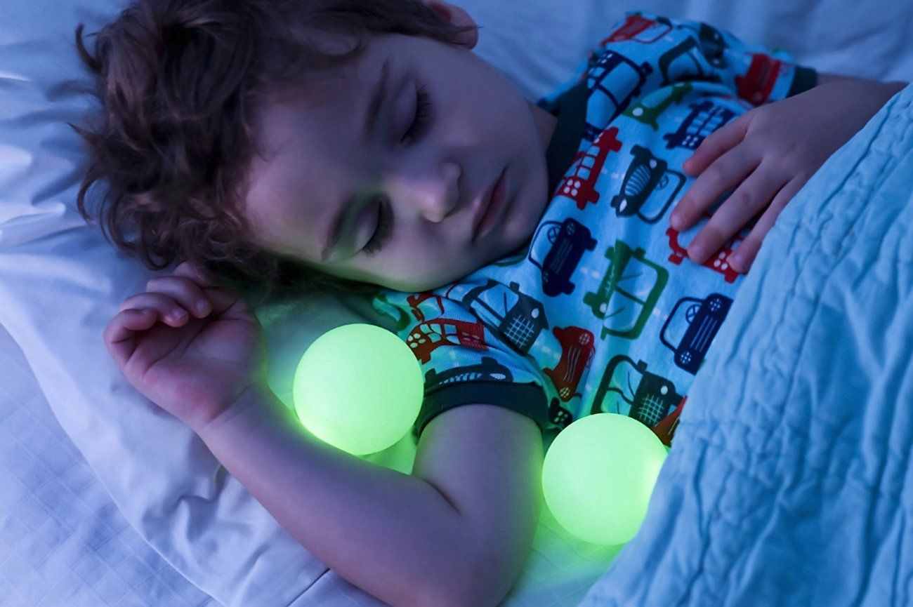 Boon Glo Portable Ball Nightlight