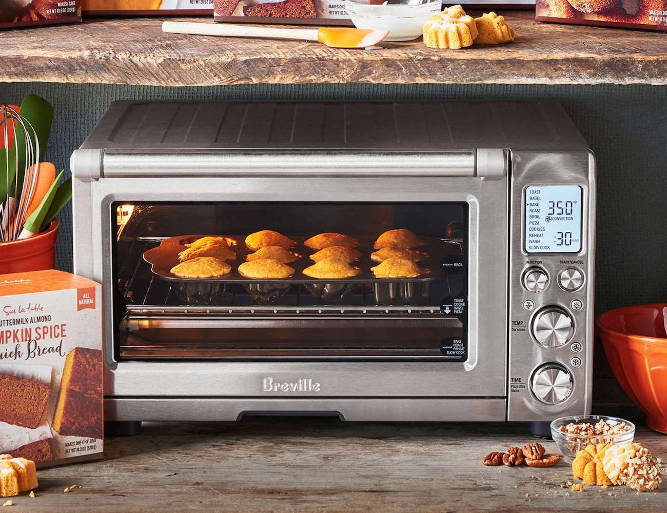 Breville Smart Countertop Oven Air 187 Gadget Flow