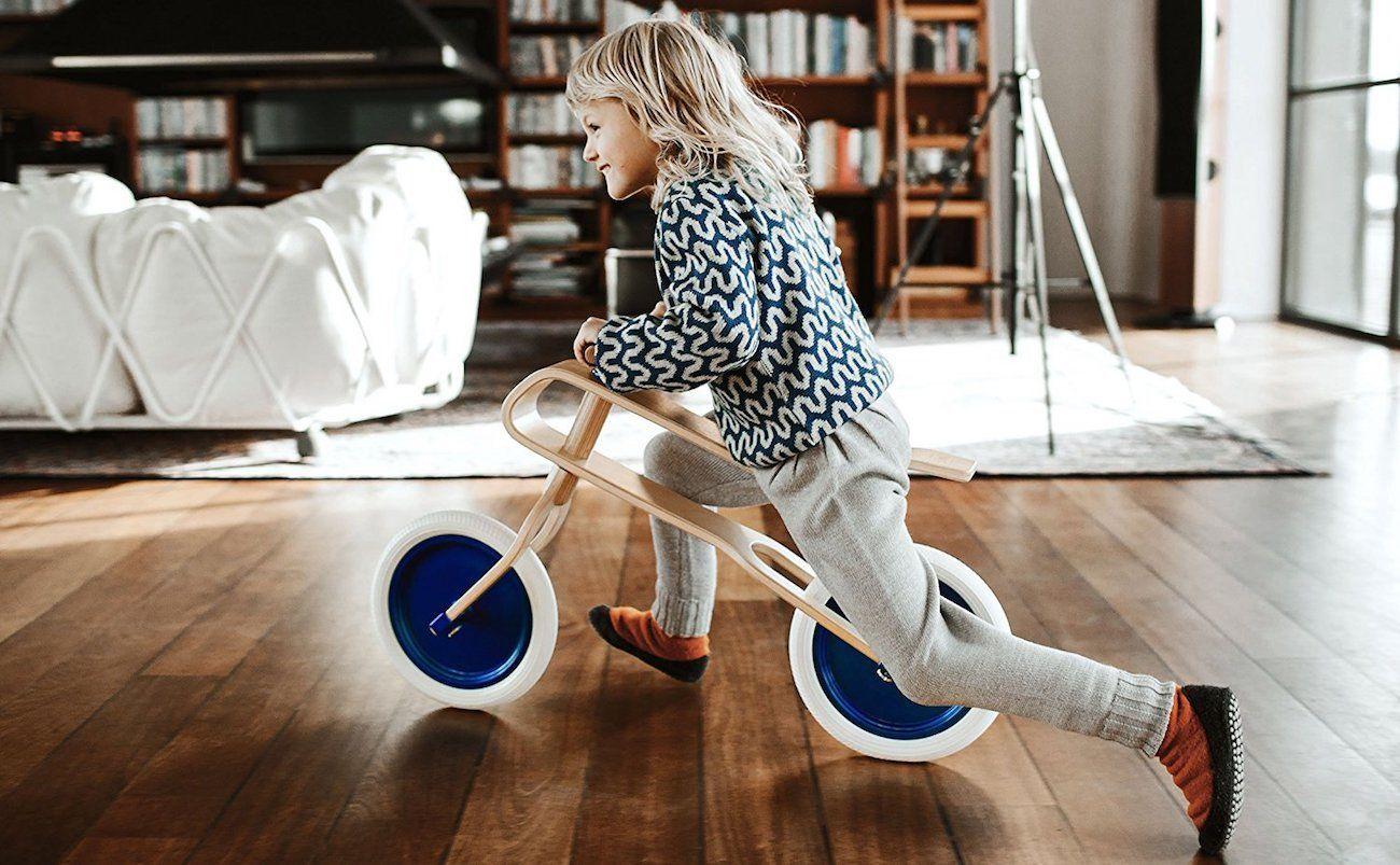 Brum+Brum+Kids+Wooden+Balance+Bike